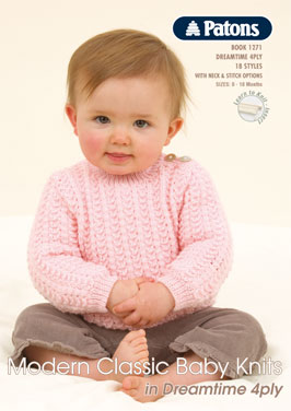 1271 0high Baby Knitting Books