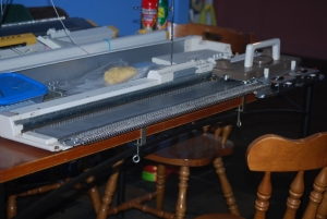 bulky knitting machine Bulky Knitting Machine