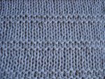 Garter Stitch Stripes