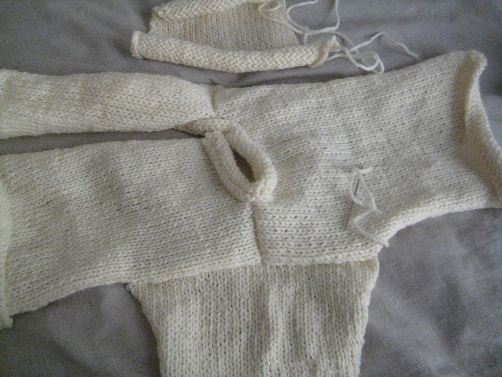 Sewing Up Your Knitting