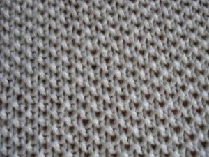 Textured Knitting : Textured knitting stitch patterns